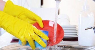 Best Dishwashing Glove