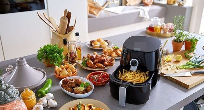 Best Oil-less Fryer