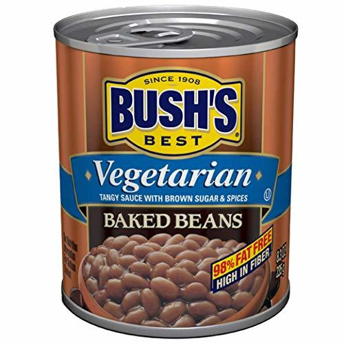 Bush's Best Vegetarian Canned Baked Beans