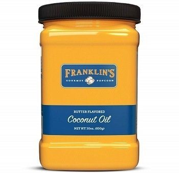Franklin's Gourmet Popcorn Oil
