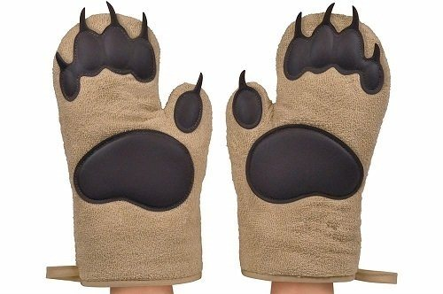 Fred & Friends Oven Mitts