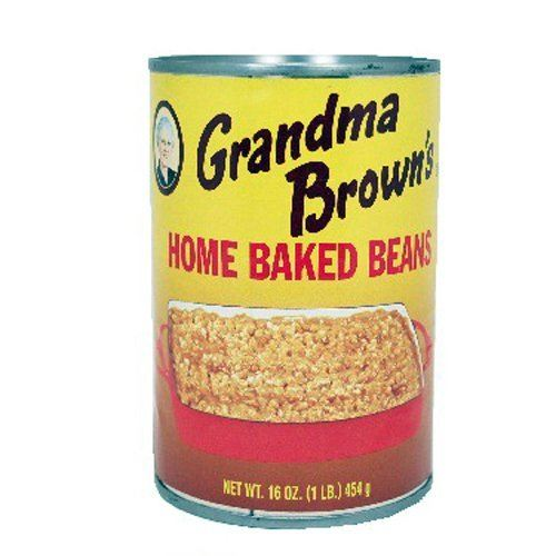 Grandma Brown's Canned Baked Beans