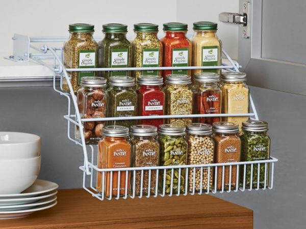 How to Buy the Best Spice Rack