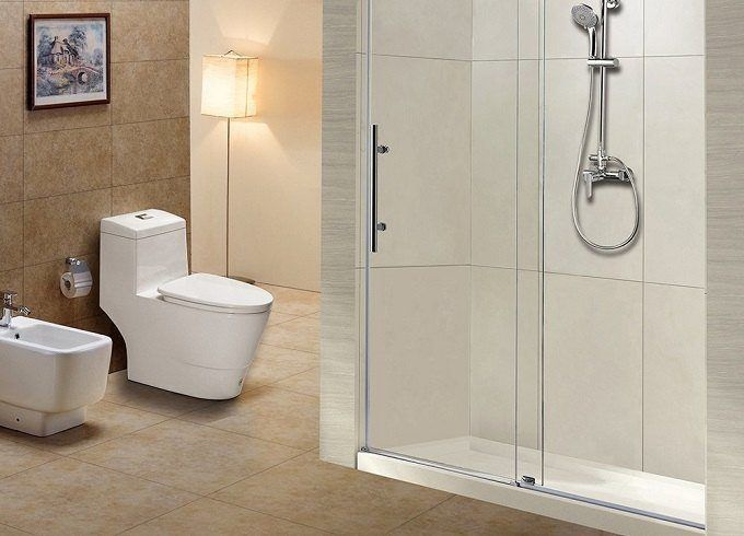 How to Install Sliding Shower Door
