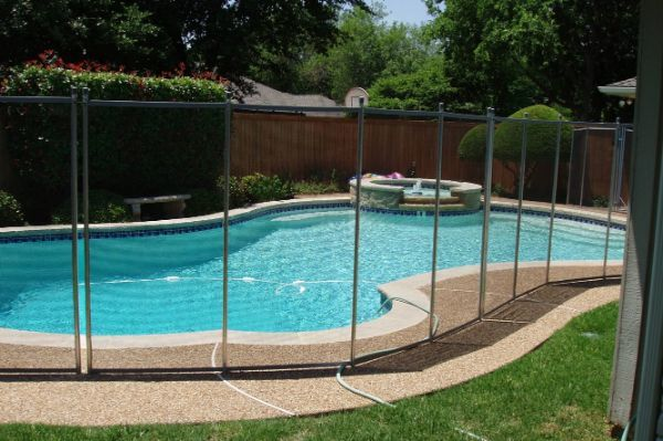 How to Install a Pool Fence