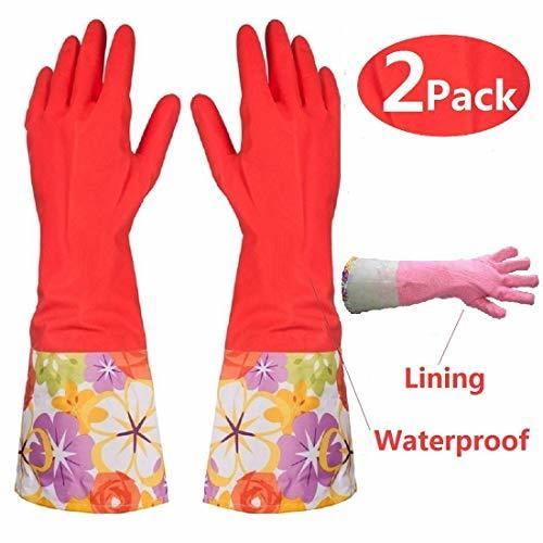 Kitchen Latex Gloves 3