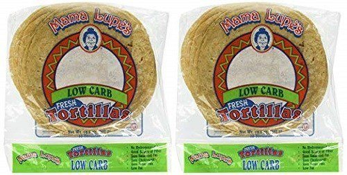 Mama Lupe Low Carb Tortilla