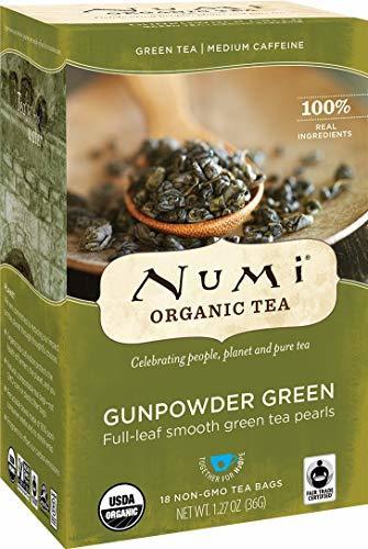 Numi Organic Tea Green Tea