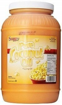 Snappy Popcorn Coconut Oil
