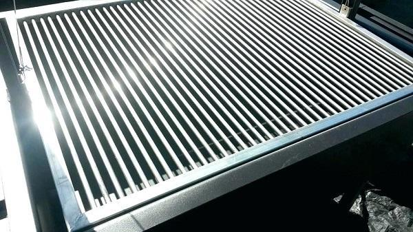 Stainless Steel Grill Grates