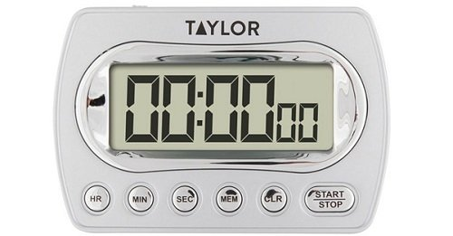 Taylor 584721 Digital Kitchen Timer