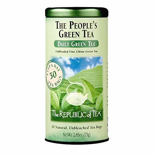 The Republic of Tea Green Tea
