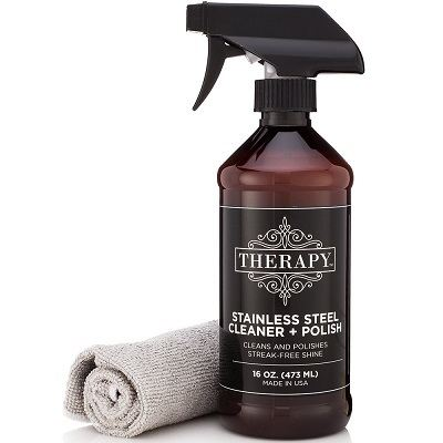Therapy Premium Stainless-Steel Cleaner