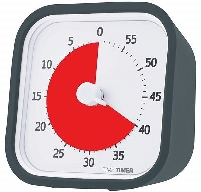 Time Timer TTM9-W Kitchen Timer