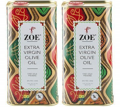 Zoe Extra Virgin Oil