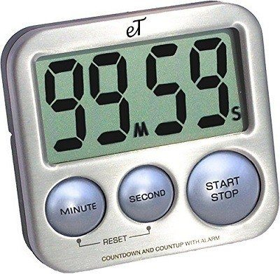 eTradewinds eT-26 Digital Kitchen Timer