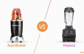 Nutribullet vs. Vitamix