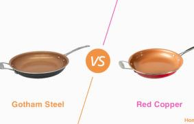 Gotham Steel vs. Red Copper