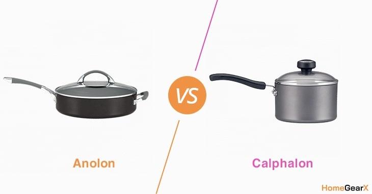 Anolon vs. Calphalon