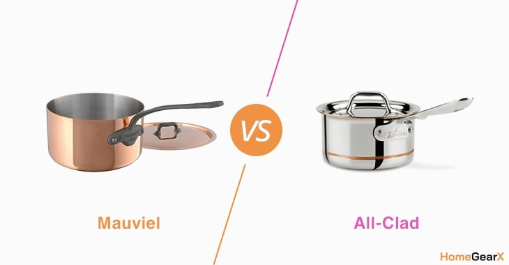 Mauviel vs. All Clad