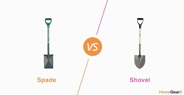 Spade vs. Shovel