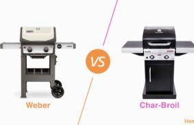 Weber vs. Char Broil
