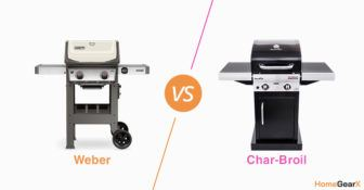 Weber vs. Char Broil