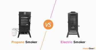Propane vs. Electric Smoker