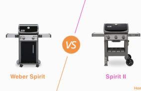Weber Spirit vs. Spirit II