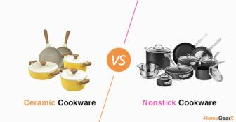 Ceramic vs. Nonstick