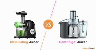 Masticating vs. Centrifugal Juicer
