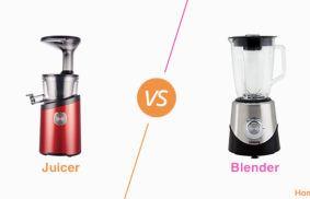 Juicer vs. Blender