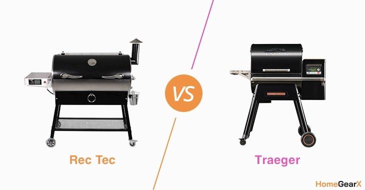 Rec Tec vs. Traeger
