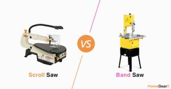 Scroll Saw vs. Band Saw