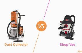 Dust Collector vs. Shop Vac