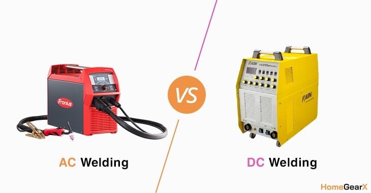 Ac vs. Dc Welding