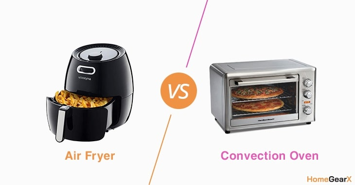 Air Fryer vs. Convection Oven