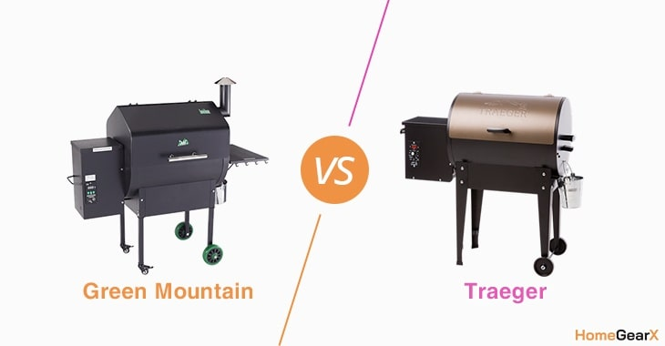 Green Mountain vs. Traeger