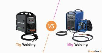 Tig vs. Mig Welding
