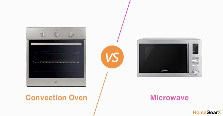 Convection Oven Vs Microwave What S