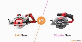 Skill Saw vs. Circular Saw