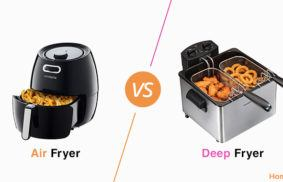 Air Fryer vs. Deep Fryer
