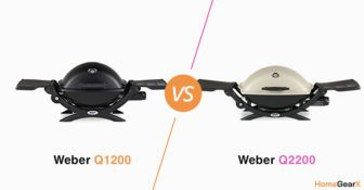 Weber Q1200 vs. Q2200