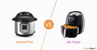 Instant Pot vs. Air Fryer