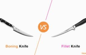 Boning Knife vs. Fillet Knife