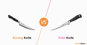 Boning Knife vs. Fillet Knife