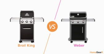 Broil King vs. Weber
