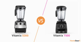 Vitamix 5300 vs. 7500