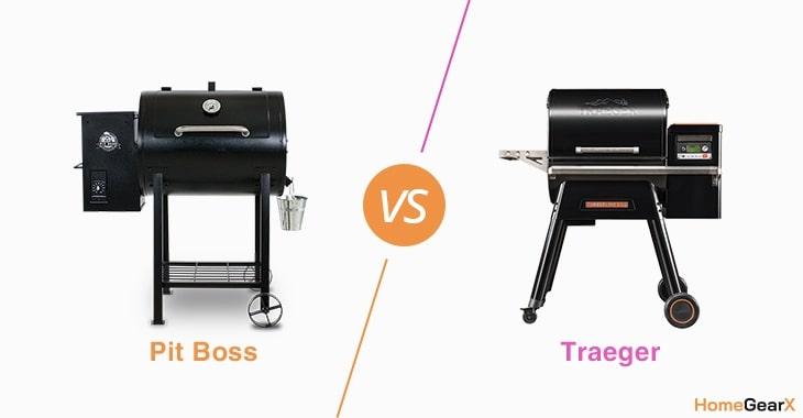 Pit Boss vs. Traeger