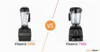 Vitamix 5200 vs. 7500
